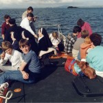 Rededication of Charles Henry Cape Clear